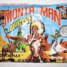 Figuras de Goma y PVC: SOBRE SORPRESA MONTAPLEX. Lote 24226002