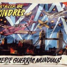 Figuras de Goma y PVC: MONTAPLEX SOBRE GUERRAS MUNDIALES BATALLA DE LONDRES LONDON WAR. Lote 206987707