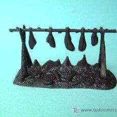 Figuras de Goma y PVC: REAMSA ,ASADOR CARNE N.47- REF 2955. Lote 26357255