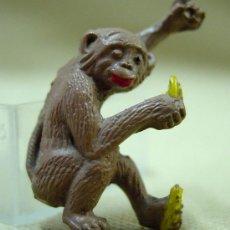 Figuras de Goma y PVC: PRIMITIVA FIGURA EN GOMA 50S MONO LAFREDO SERIE AFRICA SALVAJE . Lote 14387301