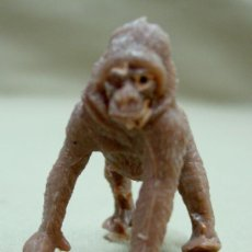 Figuras de Goma y PVC: FIGURA EN PLASTICO GORILA 60S CIRCO COMANSI . Lote 11542838