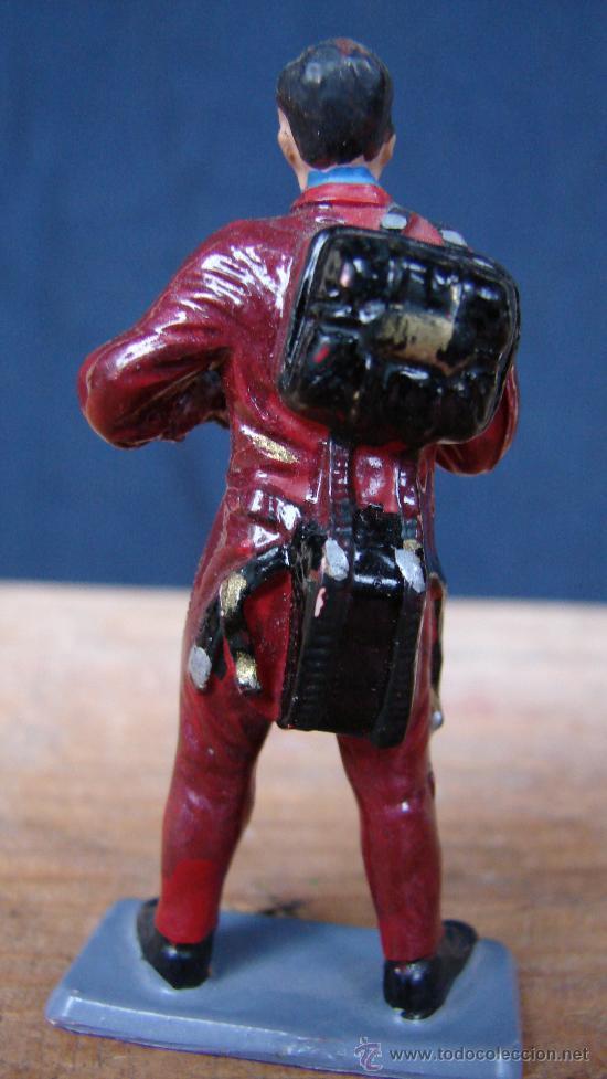 Figuras de Goma y PVC: FIGURA DE PILOTO DE CAZA - STARLUX - Foto 2 - 25842004