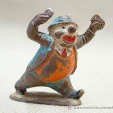 Figuras de Goma y PVC: PERSONAJE TBO FAMILIA ULISES PADRE TEIXIDO ? 1950S. Lote 15543981
