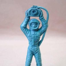 Rubber and PVC Figures - FIGURA ESPACIAL SERIE OVNI COMANSI 60s - 11793640