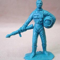Rubber and PVC Figures - FIGURA ESPACIAL SERIE OVNI COMANSI 60s - 19472297
