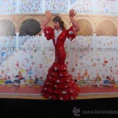 Figuras de Goma y PVC: BAILADORA DE FLAMENCO. Lote 42079871