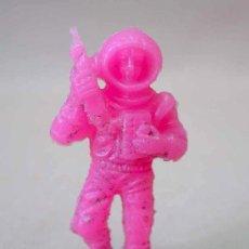 Figuras de Goma y PVC: FIGURA PLASTICO PREMIUM ASTRONAUTA SPACE CAMY JET CAMYJET . Lote 12114699