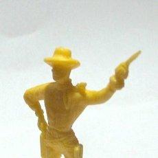 Figuras de Goma y PVC: INDIOS Y VAQUEROS COMANSI. Lote 24876561