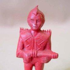 Figuras de Goma y PVC: PREMIUM DETERGENTES TERIN FIGURA DE PLASTICO ASTRONAUTA ESPACIO 7 CM MEGA RARO . Lote 23340916