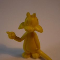 Figuras de Goma y PVC: FIGURA DUNKIN SILVESTRE. Lote 12705376