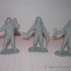 Figuras de Goma y PVC: ANTIGUOS SOLDADOS DEL ESPACIO. Lote 26432007