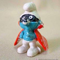 Figuras de Goma y PVC: FIGURA PVC PITUFO, THE SMURFS, PEYO ?. Lote 13243817