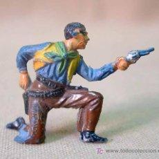 Figuras de Goma y PVC: FIGURA DE GOMA, COW BOY, FABRICADO POR JECSAN, . Lote 14082743