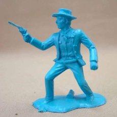 Figuras de Goma y PVC: FIGURA PLASTICO, COLONO, GOMARSA (REAMSA), , . Lote 14302163