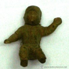 Figuras de Goma y PVC: NIÑO COLOM BASTE COBA GOMA AÑOS 50. Lote 14519772