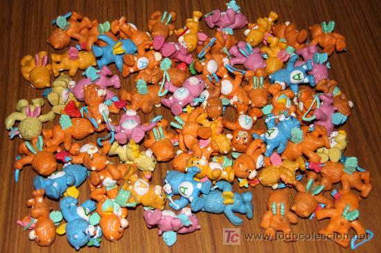 10 OSOS ANGELOSOS - AMOROSOS - PVC (Juguetes - Figuras de Goma y Pvc - Otras)