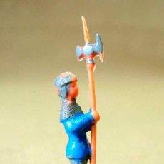 Figuras de Goma y PVC: FIGURA PLASTICO, PERSONAJE, EXIN CASTILLOS, . Lote 17954600
