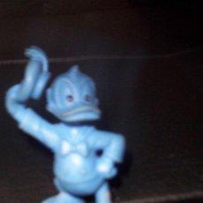 Figuras de Goma y PVC: FIGURA GOMA PATO DONALD PHOSQUITOS. Lote 20813941