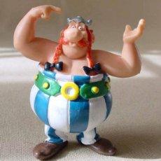 Figuras de Goma y PVC: FIGURA, SERIE ASTERIX, EN PVC, PERSONAJE ASTERIX, COMIC SPAIN, MEDIDAS: 8 CM . Lote 15554160