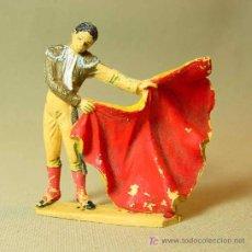 Figuras de Goma y PVC: FIGURA PLASTICO, TORERO, JECSAN. Lote 15956010