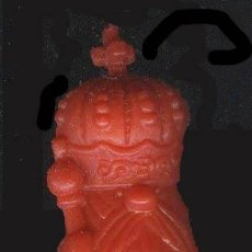 Figuras de Goma y PVC: FIGURA DEL REY ROJO DEL AJEDREZ DE DUNKIN. Lote 21604730
