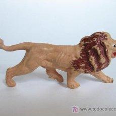 Figuras de Goma y PVC: LEON DE PLASTICO LAFREDO. Lote 25628062