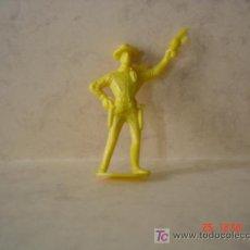 Figuras de Goma y PVC: VAQUERO - COMANSI -. Lote 17218218