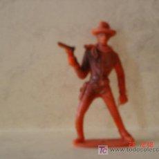 Figuras de Goma y PVC: VAQUERO - COMANSI -. Lote 17218230