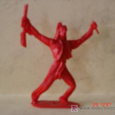 Figuras de Goma y PVC: INDIO - COMANSI -. Lote 17218262