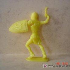 Figuras de Goma y PVC: SOLDADO MEDIEVAL - ALTURA: 10 CM -. Lote 17218928