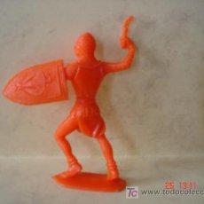 Figuras de Goma y PVC: SOLDADO MEDIEVAL - ALTURA: 10 CM -. Lote 17218938