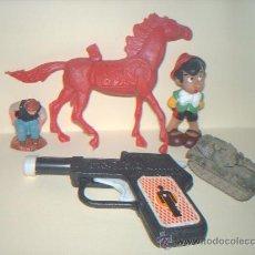 Figuras de Goma y PVC: JUGUETES VARIOS.BULLY.. Lote 27509099