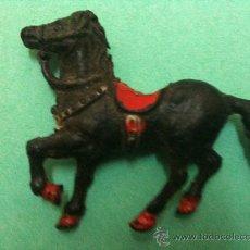 Figuras de Goma y PVC: FIGURA CABALLO FABRICADO EN GOMA. Lote 17502566