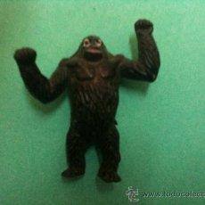 Figuras de Goma y PVC: FIGURA GORILA. Lote 17503439