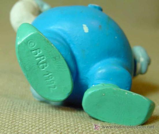 Figuras de Goma y PVC: FIGURA DE PVC, SANDOKAN, BRB, 1992, - Foto 3 - 17550016