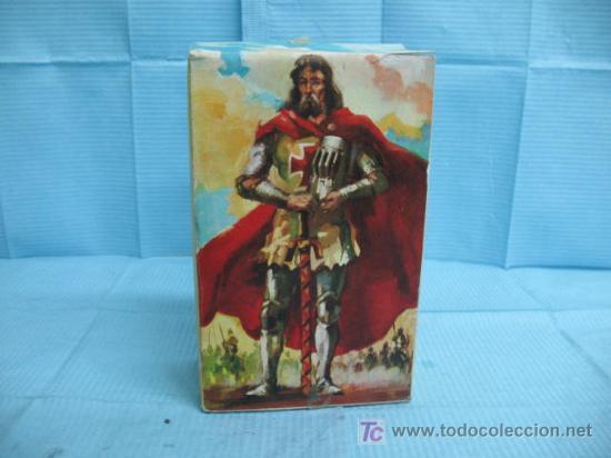 Figuras de Goma y PVC: (COMANSI) caja con SOLDADO CON ARCO - Foto 4 - 17625997