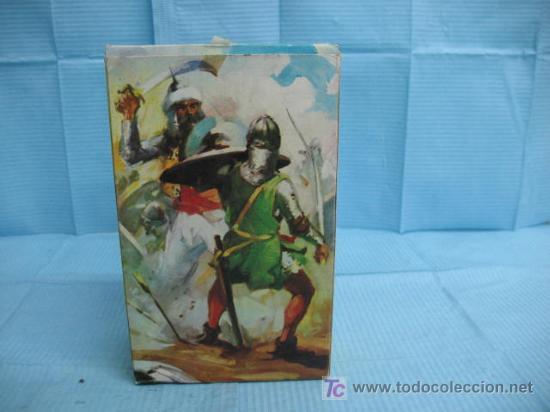 Figuras de Goma y PVC: (COMANSI) caja con SOLDADO CON ARCO - Foto 3 - 17625997