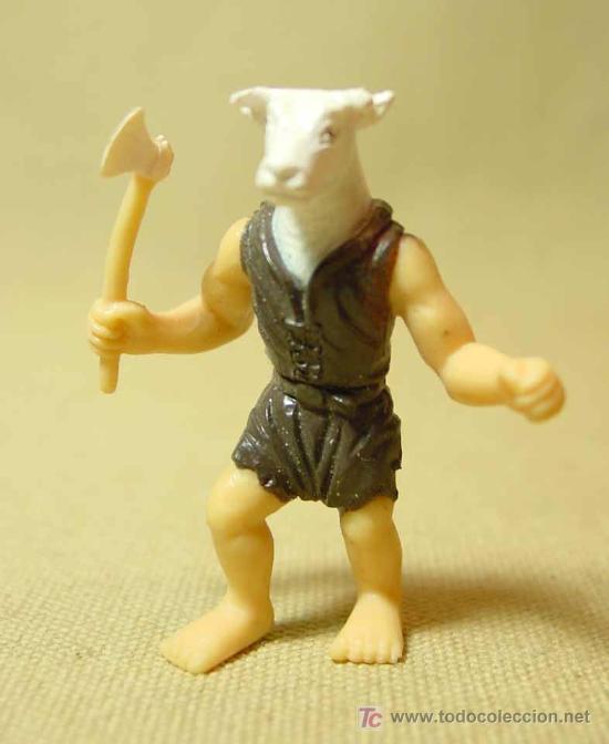 PREMIUM, KINDER ?, FIGURA PVC, MINOTAURO (Juguetes - Figuras de Gomas y Pvc - Kinder)