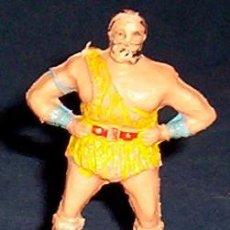 Figuras de Goma y PVC: TAURUS DE ESTEREOPLAST - ¡¡MUY RARO!! - AÑOS 60 - SERIE JABATO. Lote 27236078