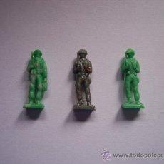 Figuras de Goma y PVC: MINI-SOLDADOS PLASTICO PREMIUM CHURRUCA (AÑOS 60). Lote 18710250