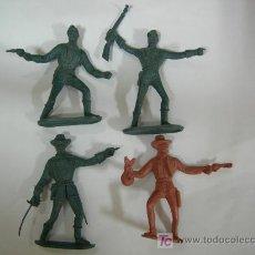 Figuras de Goma y PVC: LOTE DE 4 FIGURAS COMANSI . Lote 18992138