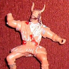 Figuras de Goma y PVC: VIKINGO DE ESTEREOPLAST - GOODFREI - SERIE CAPITAN TRUENO - AÑOS 60. Lote 26458264