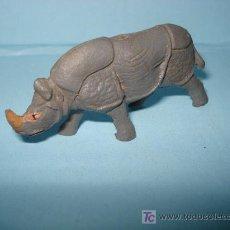 Figuras de Goma y PVC: RINOCERONTE DE GOMA AÑOS 50 . Lote 19144780