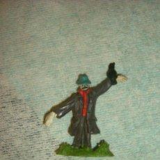 Figuras de Goma y PVC: BRITAINS ESPANTAPAJAROS GOMA. Lote 25873792