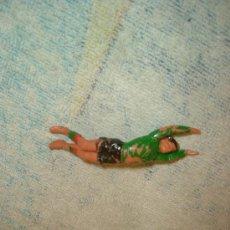 Figuras de Goma y PVC: JECSAN FUTBOL GUARDAMETA-4. Lote 26579207