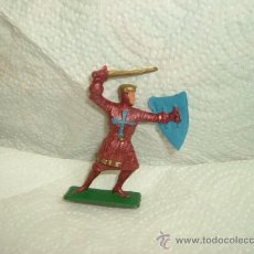 Figuras de Goma y PVC: MEDIEVAL STARLUX. FOTO. Lote 26359621