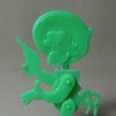 Figuras de Goma y PVC: PREMIUM DETERGENTE OMO, FIGURA DE PLASTICO, ARTICULADO, 1960S. Lote 19444694