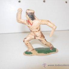 Figuras de Goma y PVC: FIGURA PLÁSTICO TRAMPERO DE REAMSA. Lote 25150132