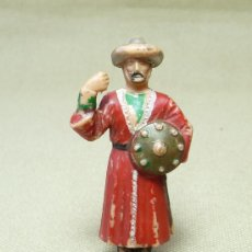 Figuras de Goma y PVC: FIGURA DE PLASTICO, MEDIEVAL, FABRICADO POR REAMSA, NO JECSAN, 1970S. Lote 20110475