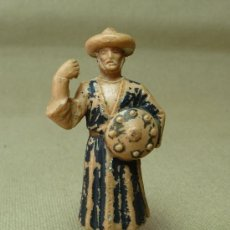 Figuras de Goma y PVC: FIGURA DE PLASTICO, MEDIEVAL, FABRICADO POR REAMSA, NO JECSAN, 1970S. Lote 20110537
